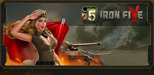 Iron 5: Tanks 1.0.4