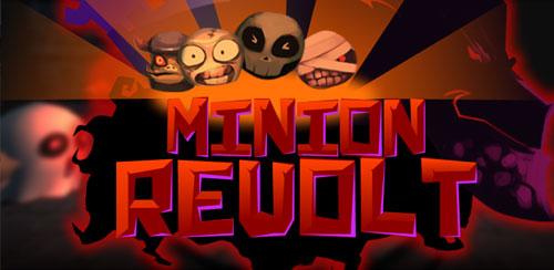 دانلود بازی ماجراجویانه Minion Revolt v1.0.3
