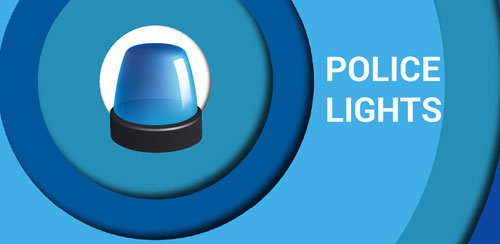 برنامه آژیر پلیس Police Lights & Sirens Pro v6 build 261