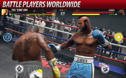 Real Boxing 2 ROCKY v1.6.0 + data
