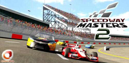 بازی ماشین سواری سرعتی Speedway Masters 2 v1.1