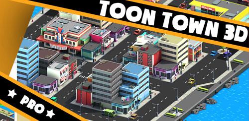 Toon-Town-3d