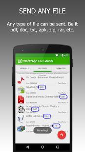 WFS: WA File Sender (Ad Free) v1.1