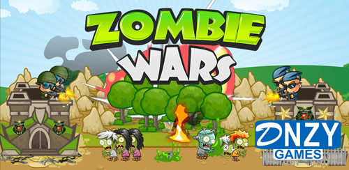 Zombie Wars: Invasion v1.0