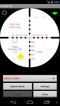 Strelok Pro v3.6.1