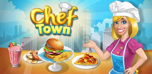 Chef Town: Cooking Simulation v8.8
