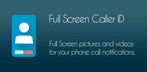Full Screen Caller ID Pro v12.2.3