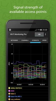 Wi-Fi Monitoring Pro v1.8