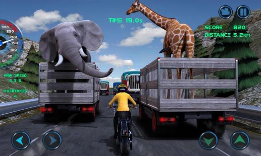 Moto Traffic Race v1.19