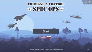 تصویر محیط Command & Control: Spec Ops HD v1.1.1