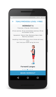 ۷ Daily Moves Premium v1.1.1