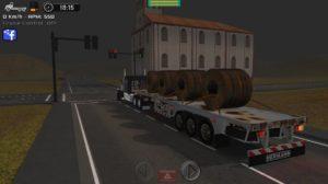 تصویر محیط Grand Truck Simulator v1.13