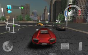 تصویر محیط Racer UNDERGROUND v1.39