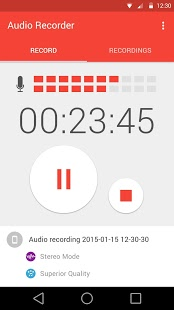 Audio Recorder v2.00.03