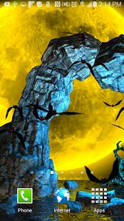 Bats Parallax Live Wallpaper v1.0