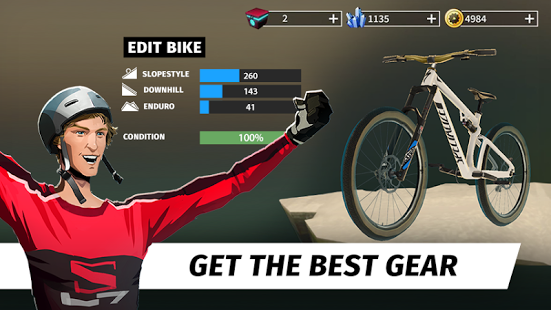 Bike Unchained v1.194 + data