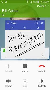 Call Notes Floating Lite v1.0.0