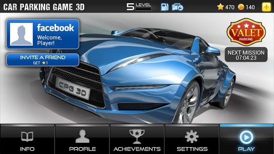 Car Parking Game 3D v1.01.082