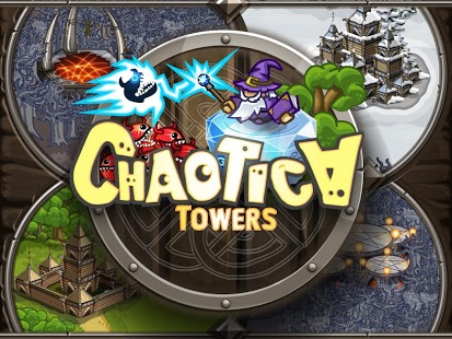 Chaotica Towers v3