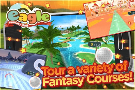 Eagle: Fantasy Golf v1.0.0