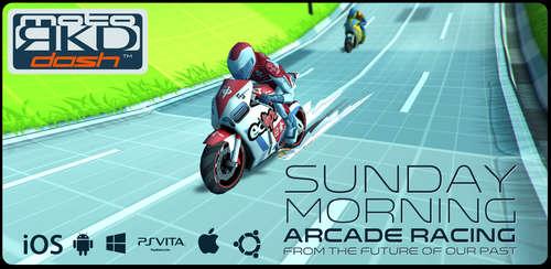 بازی موتورسواری Moto RKD dash v1.5