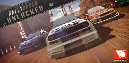 بازی مسابقات رالی Rally Racer Unlocked 1.03