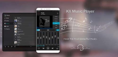 دانلود موزیک پلیر کی ایکس KX Music Player + v1.2.1