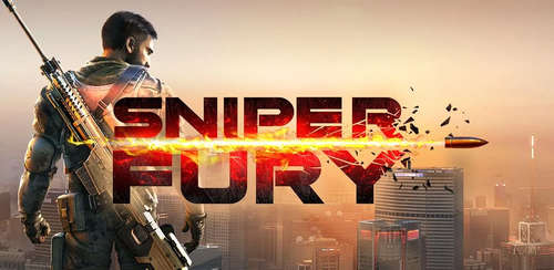 Sniper Fury: best shooter game v4.0.0b