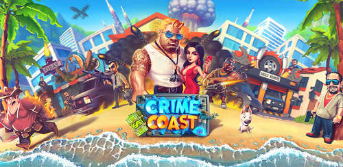 ساحل جرم و جنایت Crime Coast: Mafia Wars v43