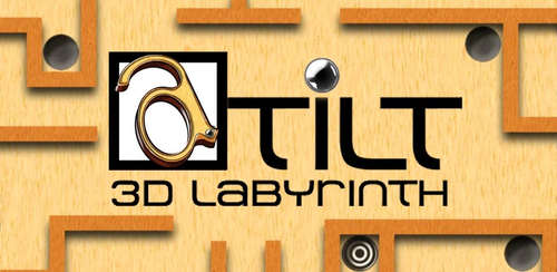 aTilt 3D Labyrinth v1.7.1