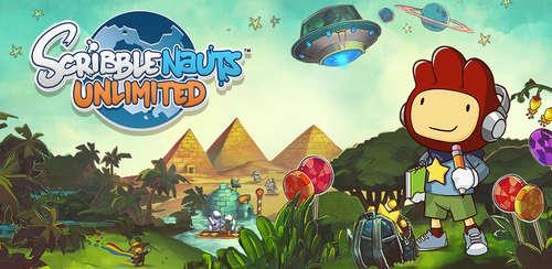 بازی ماجراجویانه فانتزی Scribblenauts Unlimited v1.02