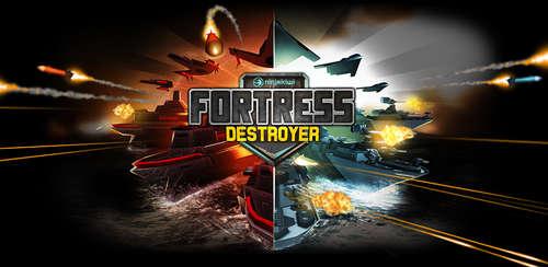 بازی قلعه - ناوشکن Fortress: Destroyer v1.0