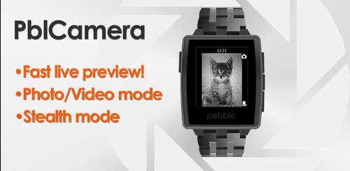 نرم افزار ساعت هوشمند پبل PblCamera - Camera for Pebble vbiriba3