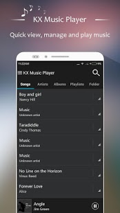 KX Music Player + v1.2.2