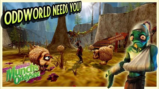 Oddworld: Munch's Oddysee v1.0.3 + data