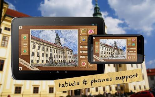 Pencil Camera HD v1.40