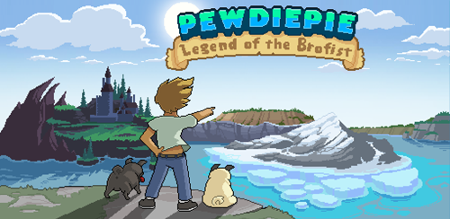 PewDiePie: Legend of Brofist v1.4.3 + data