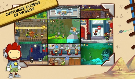 Scribblenauts Unlimited v1.13 + data