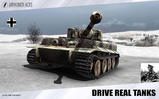 Armored Aces – 3D Tanks Online v2.5.4 + data