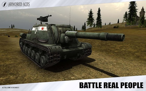 Armored Aces – 3D Tanks Online v3.1.0 build 582 + data