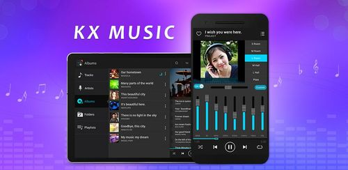 KX Music Player + v1.6.2