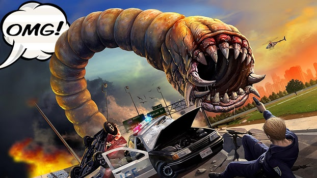 Death Worm v1.65