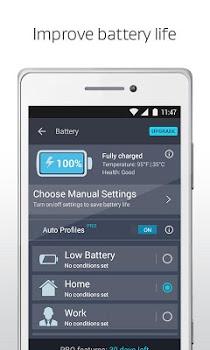 AVG Cleaner, Booster & Battery Saver for Android v4.11.1