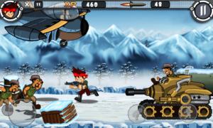 تصویر محیط Alpha Guns v15.02.13
