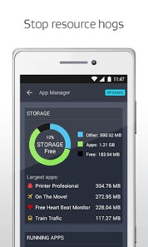 AVG Cleaner, Booster & Battery Saver for Android v3.9.0.2