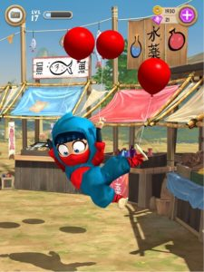 تصویر محیط Clumsy Ninja v1.32.2 + data