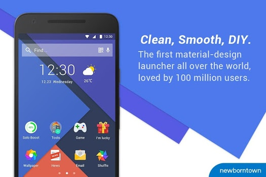Solo Launcher – Clean,Smooth,DIY v2.7.4