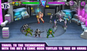 تصویر محیط TMNT Portal Power v222 + data