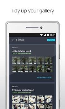 AVG Cleaner, Booster & Battery Saver for Android v3.9.0.2