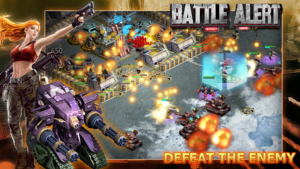 تصویر محیط Battle Alert : War of Tanks v4.7.63
